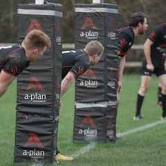 Gosford All Blacks stay top of BBO Premier with 40-0 victory at Risborough
