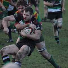 Hegians defend well to force good away win