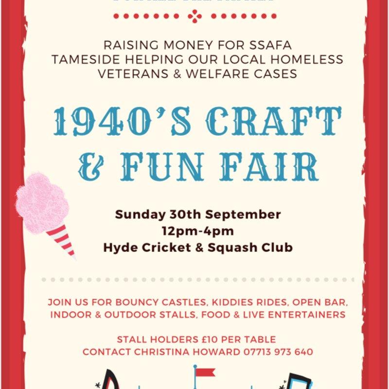 1940's Craft Fair