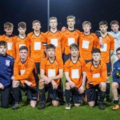 U18s County Cup Final