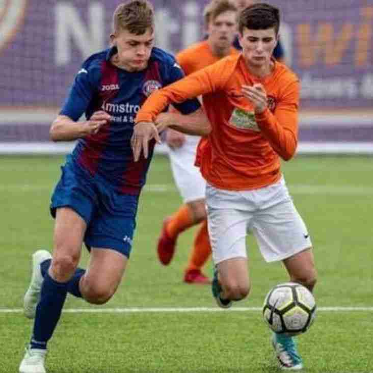 England call up for Road youngster