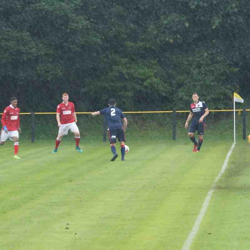 FC Queens Park v Gresford Athletic 09.09.17  Won 3..2