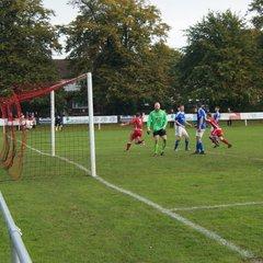 Gresford v Caersws 23.09.17  Won 3..2
