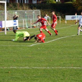 Gresford 2 - 1 Rhyl