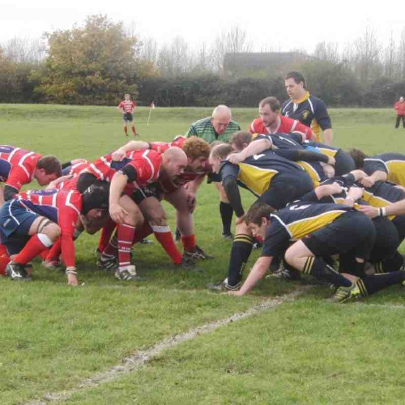 2nd XV home to Basingstoke III  26/11//1