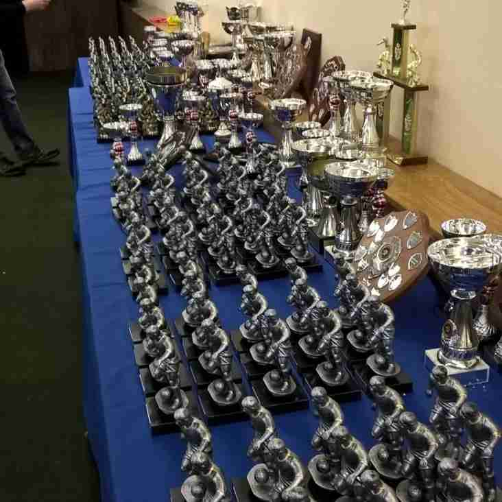 Another successful Presentation Evening