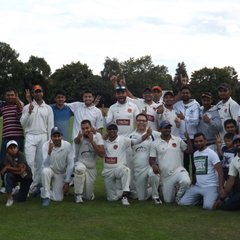 WHCC Vs Tower Hamlets 12/08/2017