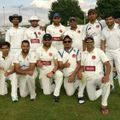 Saturday 1st XIs champions Middlesex Chamiponship Div 2, promoted to Div 1 for 2018 season