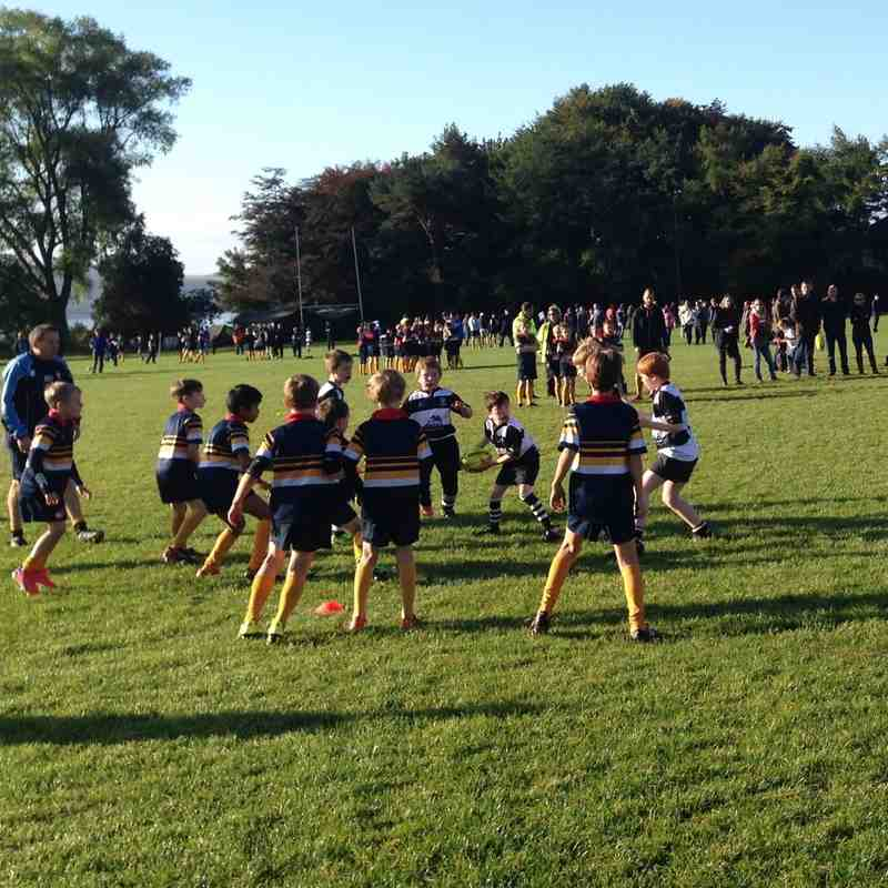 U10s Perthshire vs Dundee Oct 2106