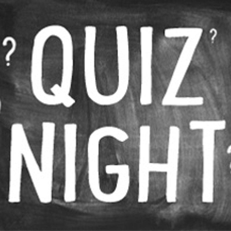 Quiz Night - Saturday 9th March