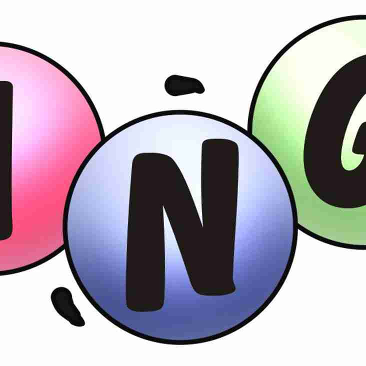 Family Bingo Night - Friday 23rd November