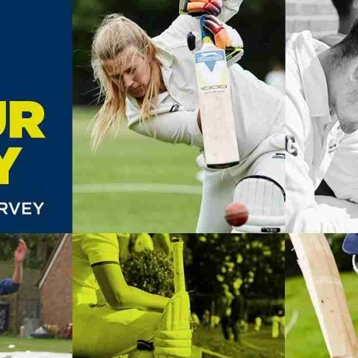 ECB Playing Survey - Have Your Say