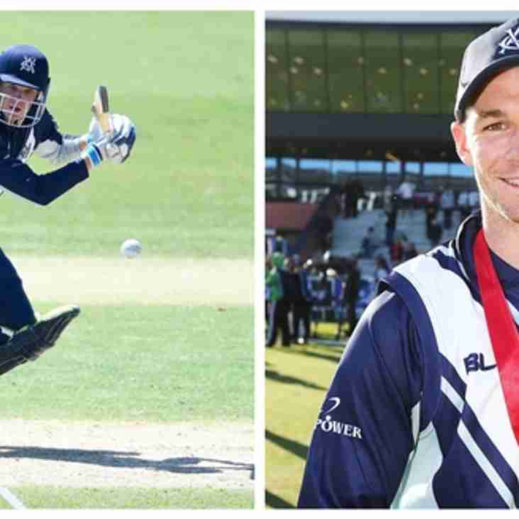 Handscomb Leads Victoria To One Day Title
