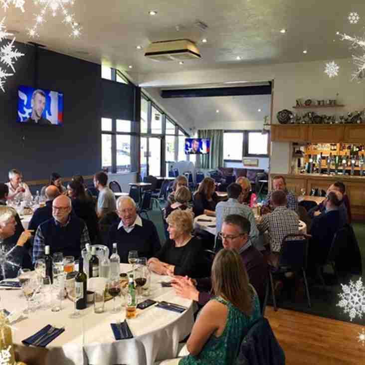 Christmas At The Cricket Club