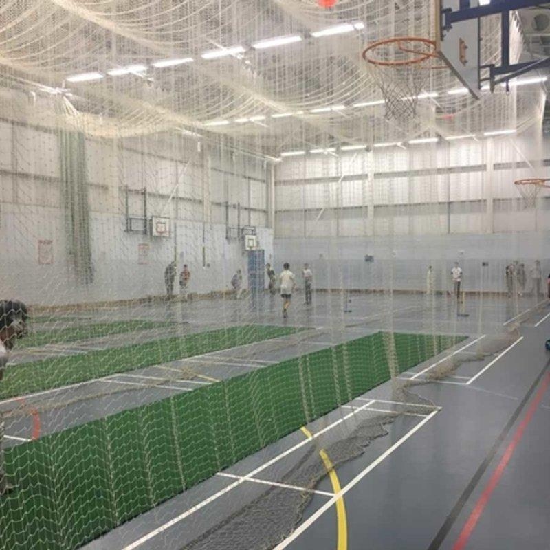 Winter nets U13-15 update