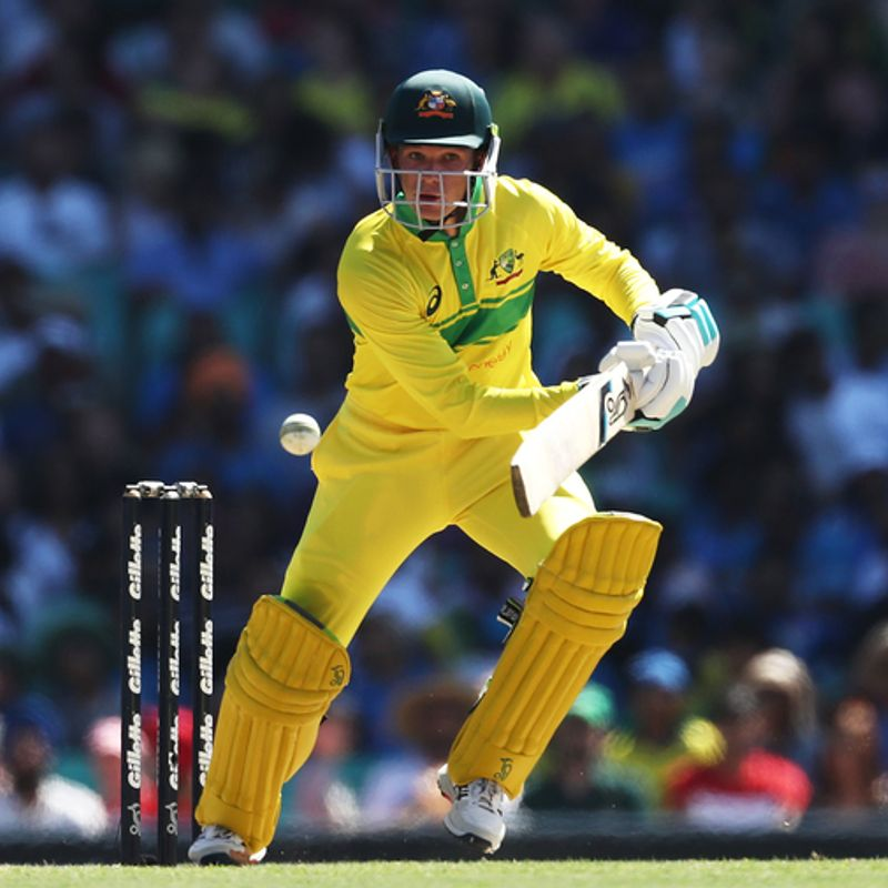 Handscomb Stars As Aussies Beaten Again