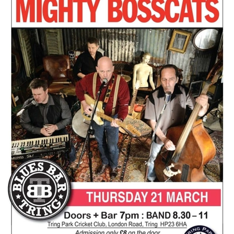 March 21 @ The Blues Bar