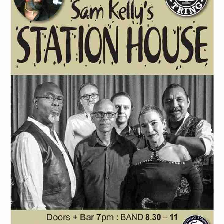 April 18 @ The Blues Bar