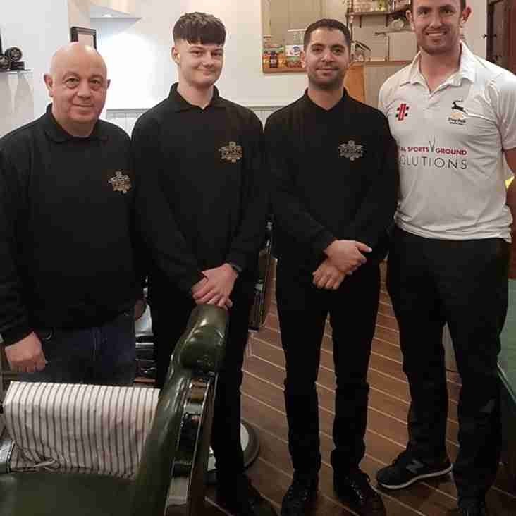 Primo's Barbers Becomes Another Club Sponsor