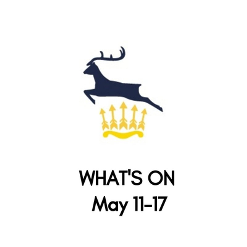 What's On At The Club, May 11-17