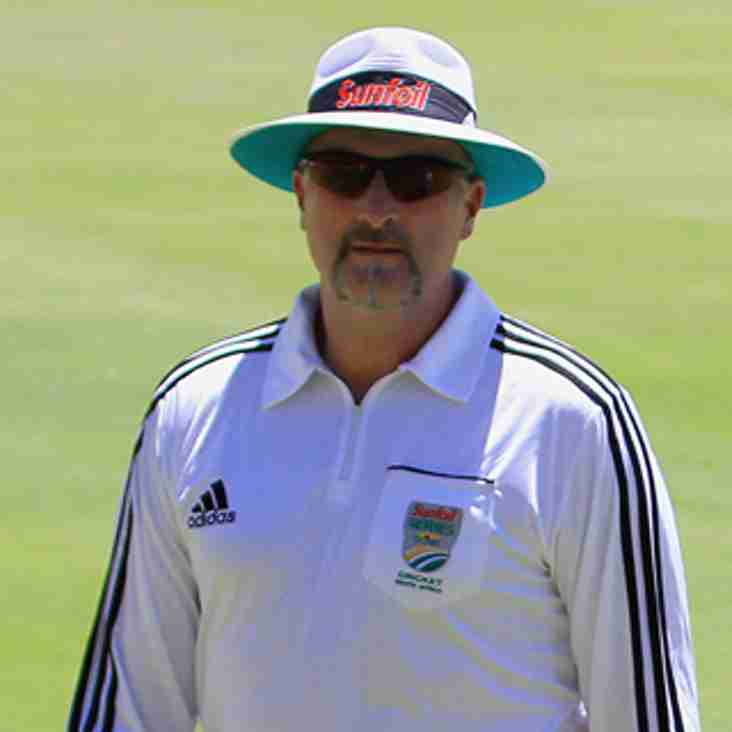 Paul Wilson Named in World Cup Umpiring Panel