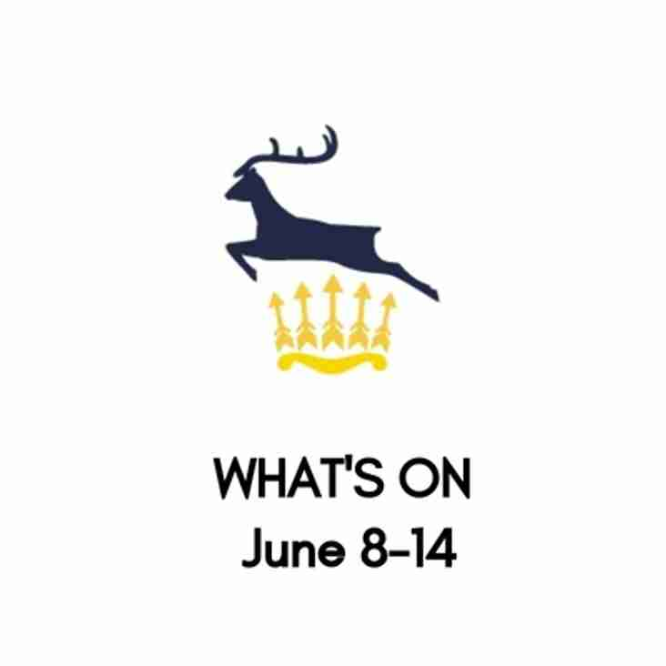 What's On At The Club, June 8-14