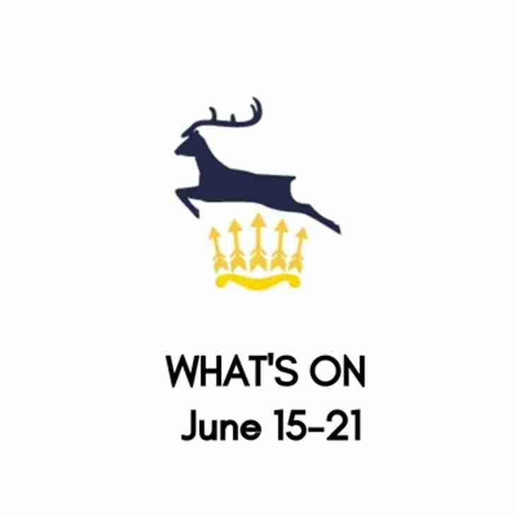 What's On At The Club, June 15-21