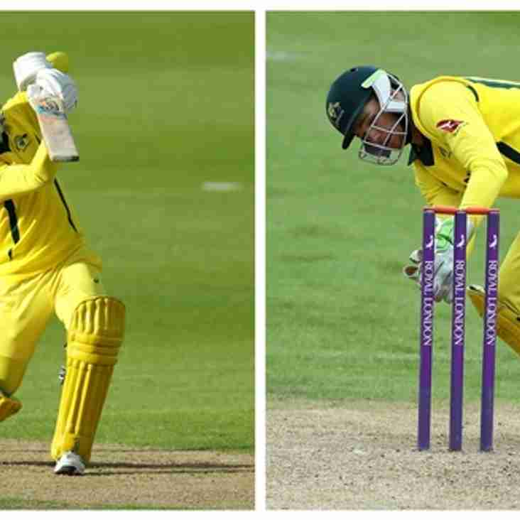 Handscomb Starts Tour With A Bang