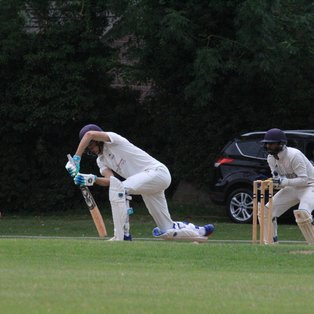 Rolfe Century Leads Second Team To Victory