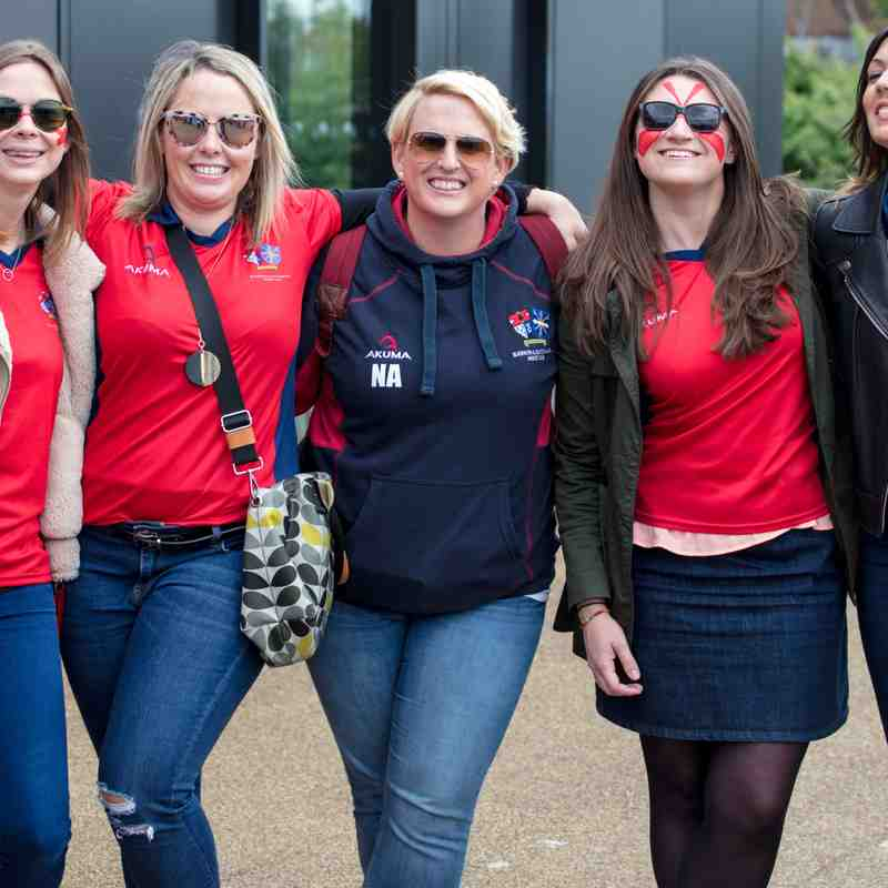 England Hockey Trophy Final 29-04-2017