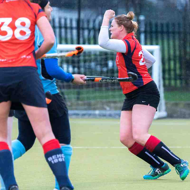 Blackheath and Elthamians L2s 4-0 Herne Bay L1s