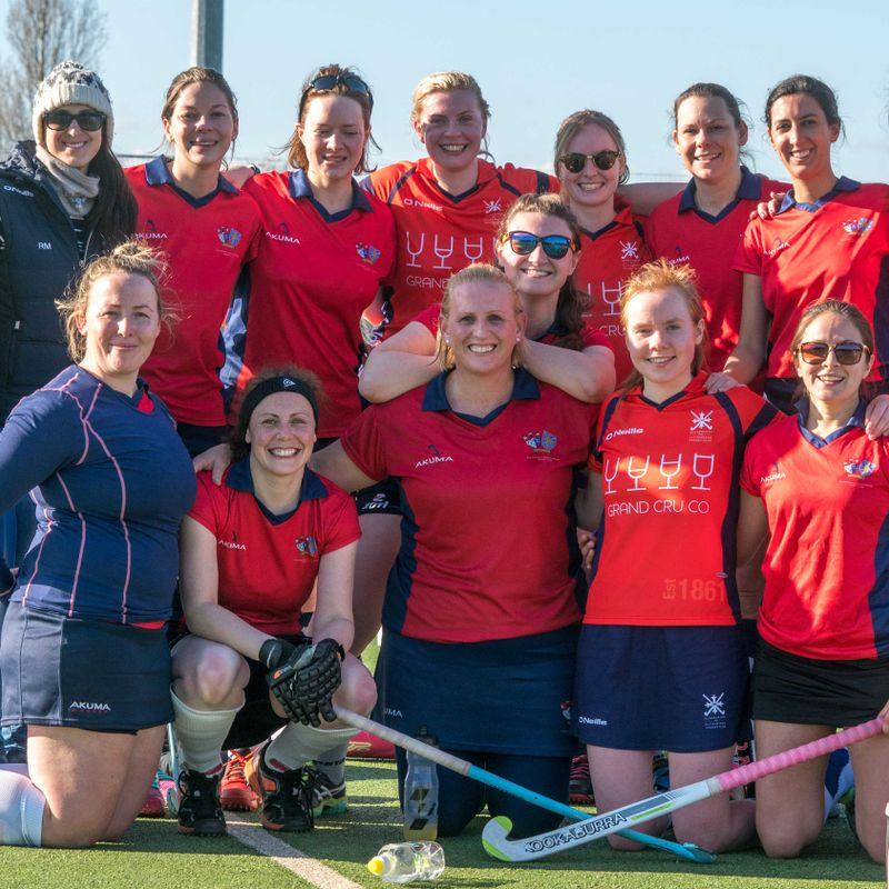 Ladies 3rd XI beat Dartford  4 - 0