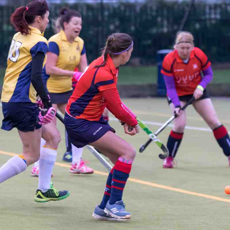 BEHC L2s 1-1 Old Williamsonians L1s