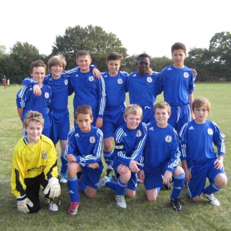 Grays Athletic U13 (2011 - 2012) EJA
