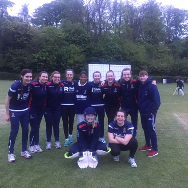 Cheltenham Ladies win at Cirencester