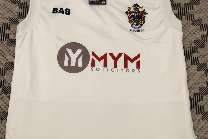 New Kit for Slough Cricket Club