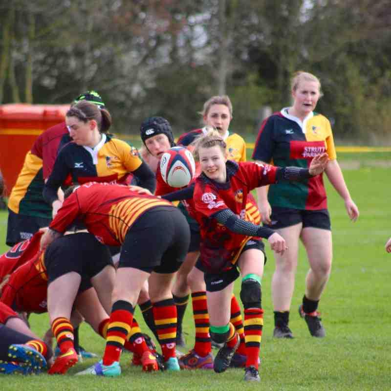 Harrogate Ladies Vs Windsor Ladies