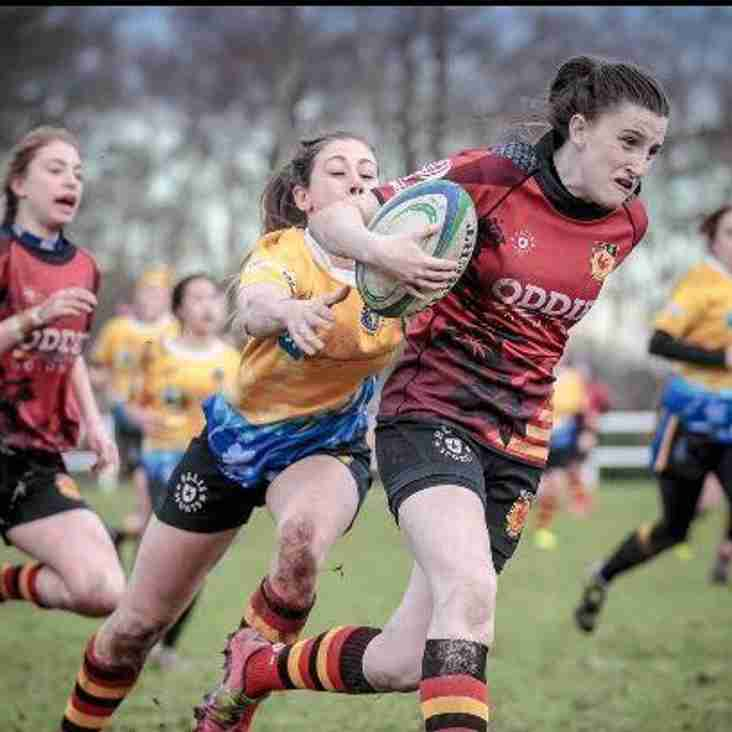 Ladies Full Back Ailish Clear Finalist For Women's Player of the Year Award