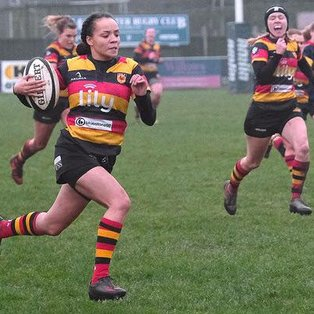 Harrogate Ladies manage a 7-41 win away at  Manchester against the odds