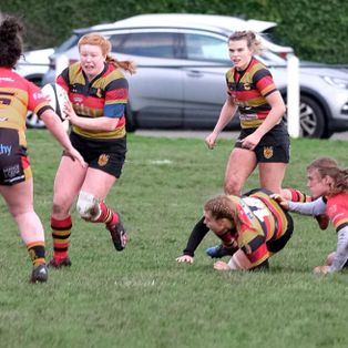 League leaders Harrogate put 43 points past a strong Southport side on Sunday
