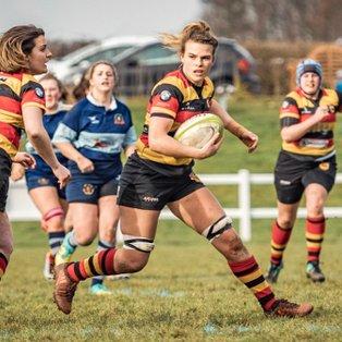 Quarter-final success sees Harrogate Ladies soar through to the semi-final of the Intermediate Cup