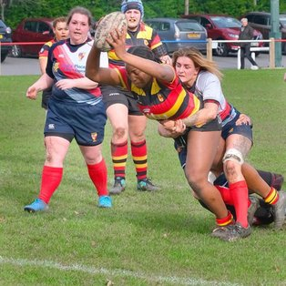Harrogate Ladies take the league title with 3 matches still to play