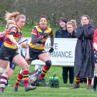 Harrogate Ladies through to National final after 61-5 defeat of Bletchley