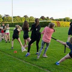 Pre-season Training by Vicki Wightman