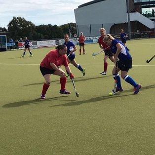 Match Report: Division 4. Gravesend Ladies 2's v Folkestone Optimist Ladies 4's (4 – 0)