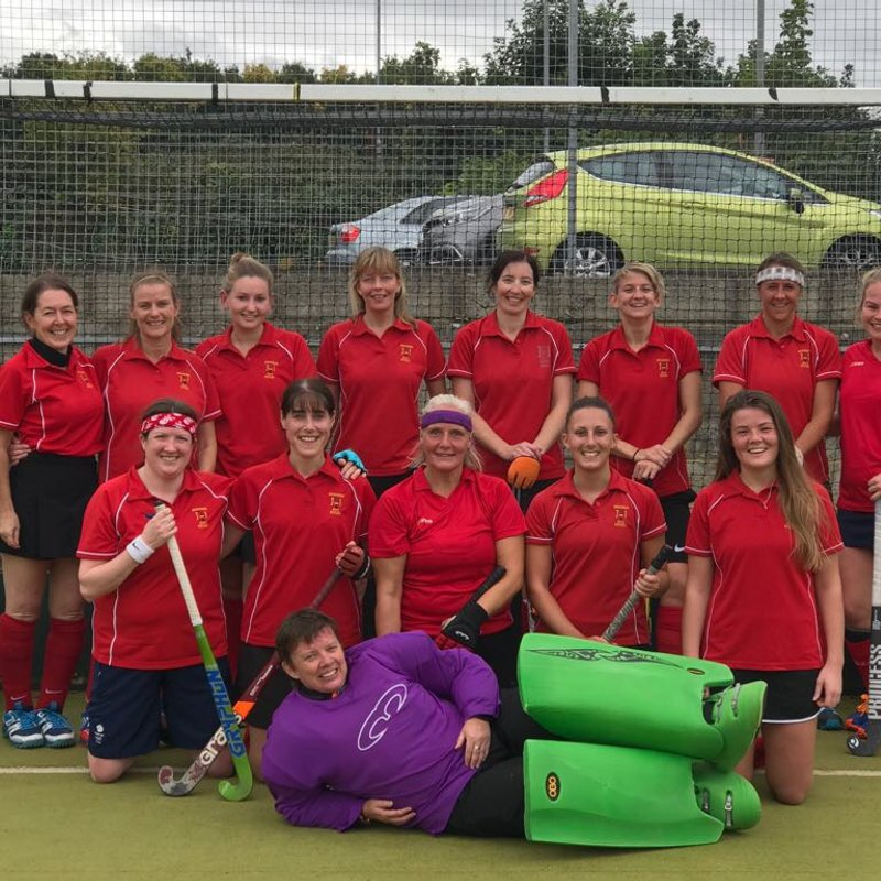 Ladies 1st XI lose to Holcombe 2 1 - 2