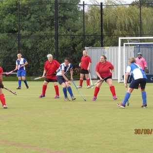 Match Report: Division 4 - Gravesend Ladies 2's v Remnants Ladies 1's (2 - 1)