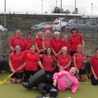 Match Report: GLHC Ladies are on winning form! Division 4 - Gravesend Ladies 2's v Kings Alleyns Ladies 3rd XI (4 - 1)