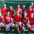 2nd Mens XI beat West Bromwich 2 0 - 3