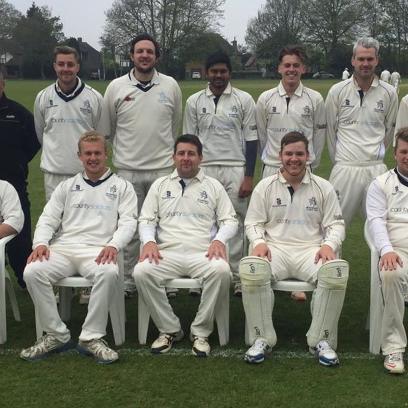 Broadstairs 1st XI miss out on promotion despite win away to Gore Court